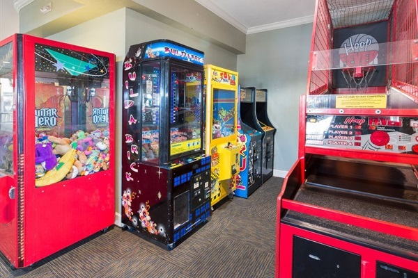 Arcade Center for your entertainment!