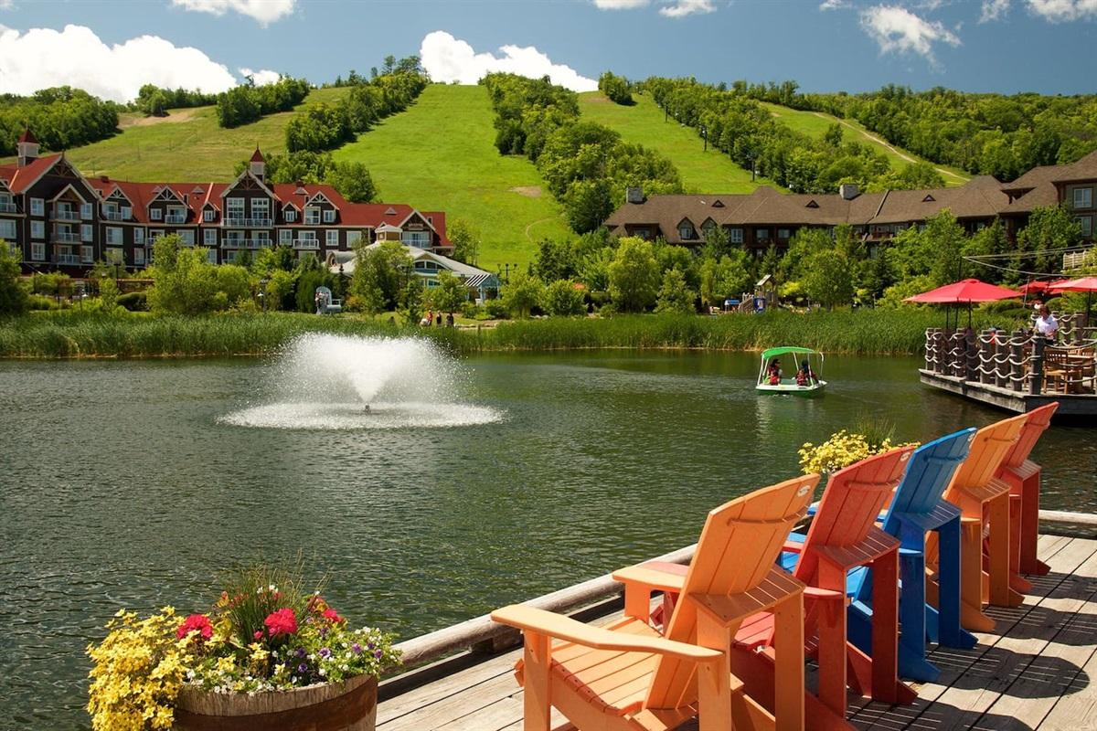 Blue Mountain Village - 25 minutes away!