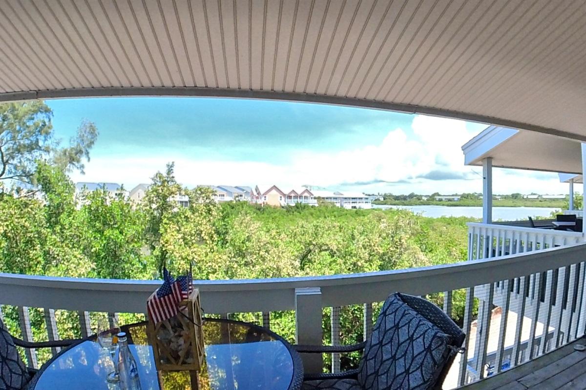 Peaceful View of Intercoastal