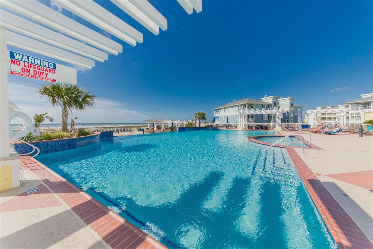 Pointe West Beach Club - Pool