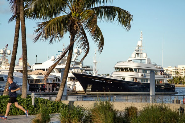Palm Beach Charters available