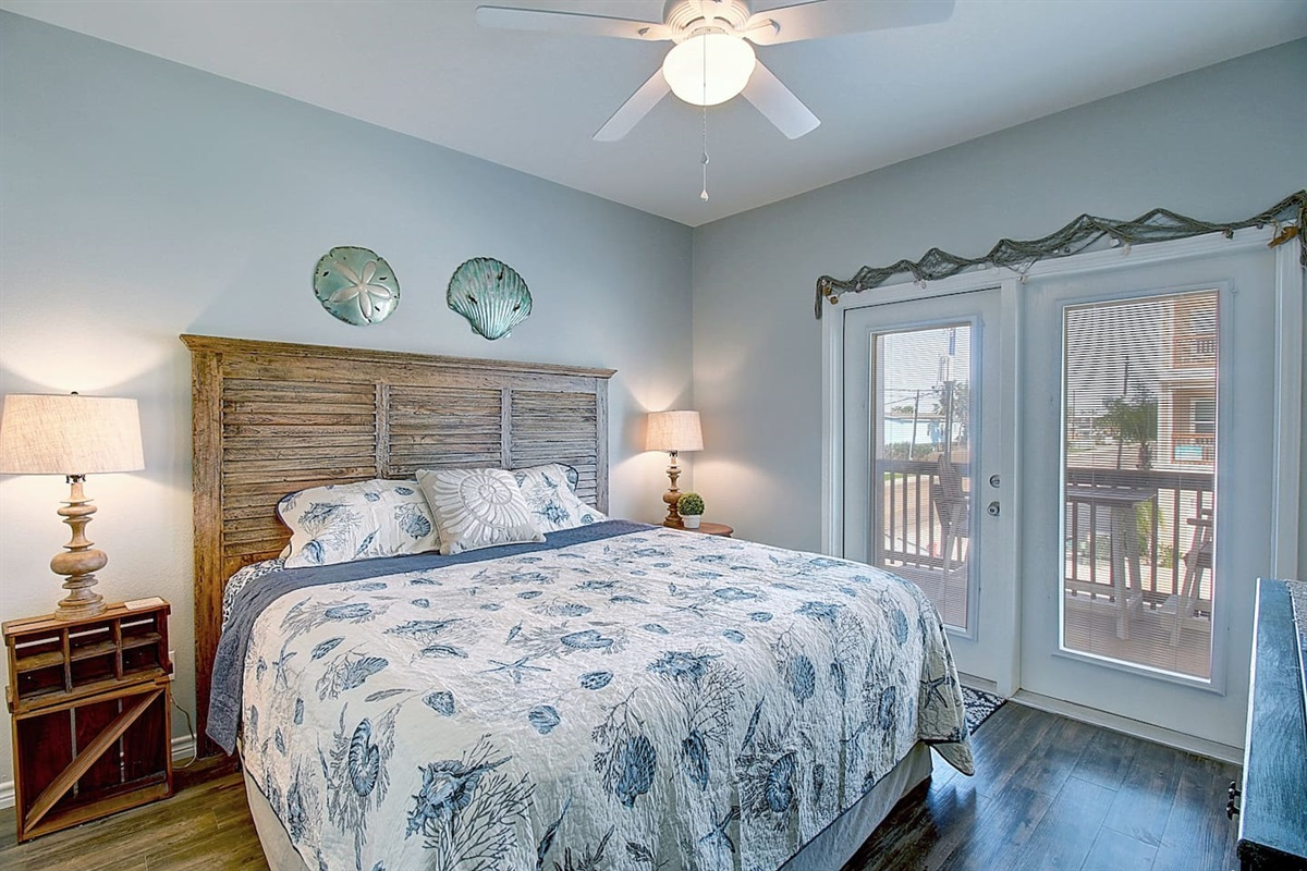Nice Size  Bedrooms.