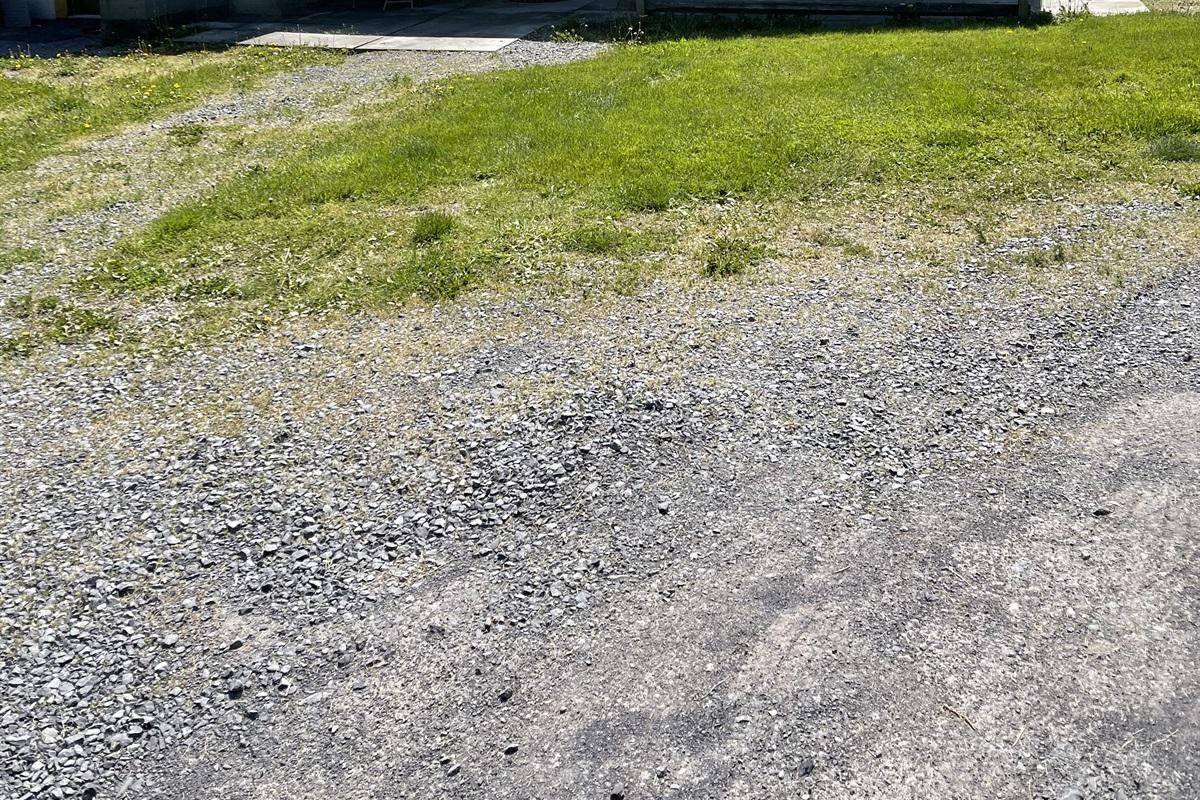 Parking spot for Upper Bunk