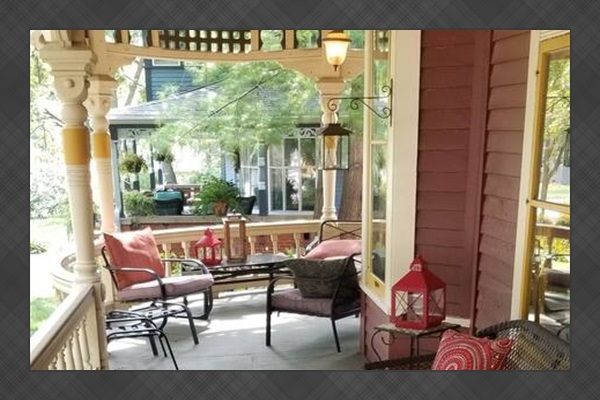 Common Area - Wrap Around Porch