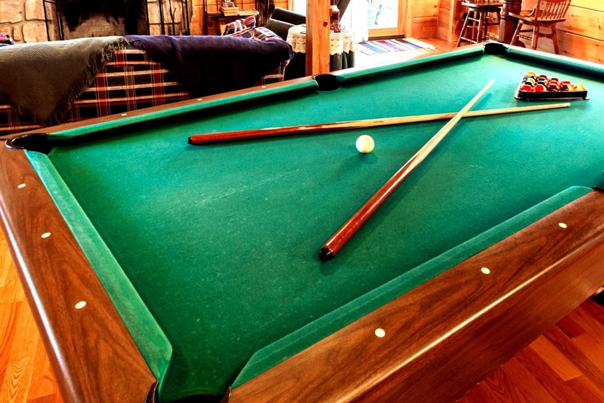 play some pool