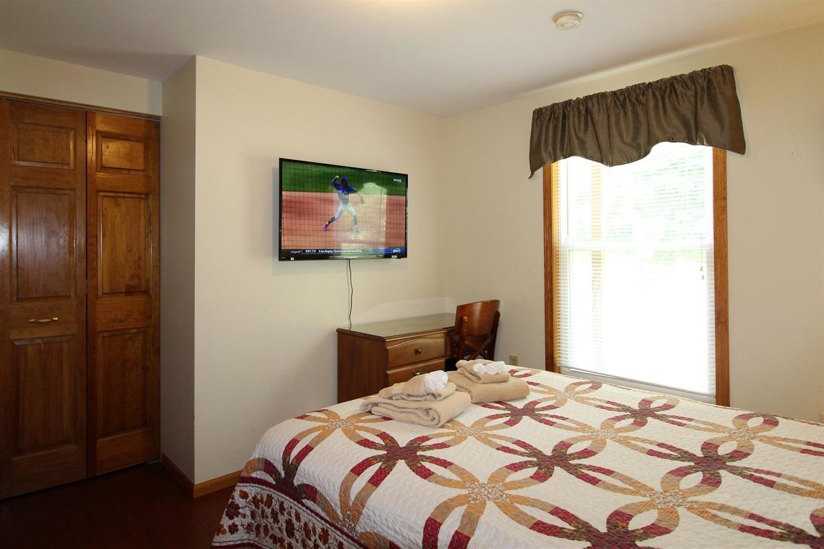 "Bedroom #3 - 43"" or larger Roku TV"