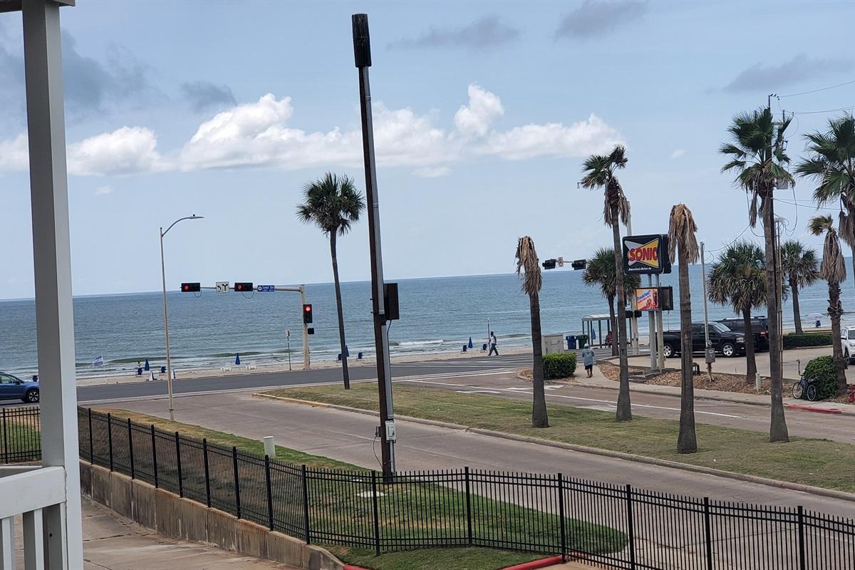 Seawall Blvd/Gulf View