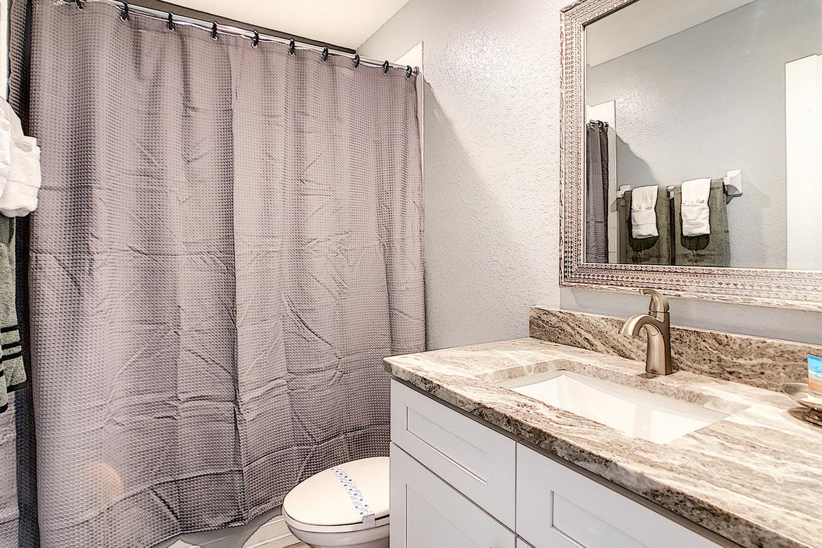 Bathroom For 3rd Bedroom - Powder Room