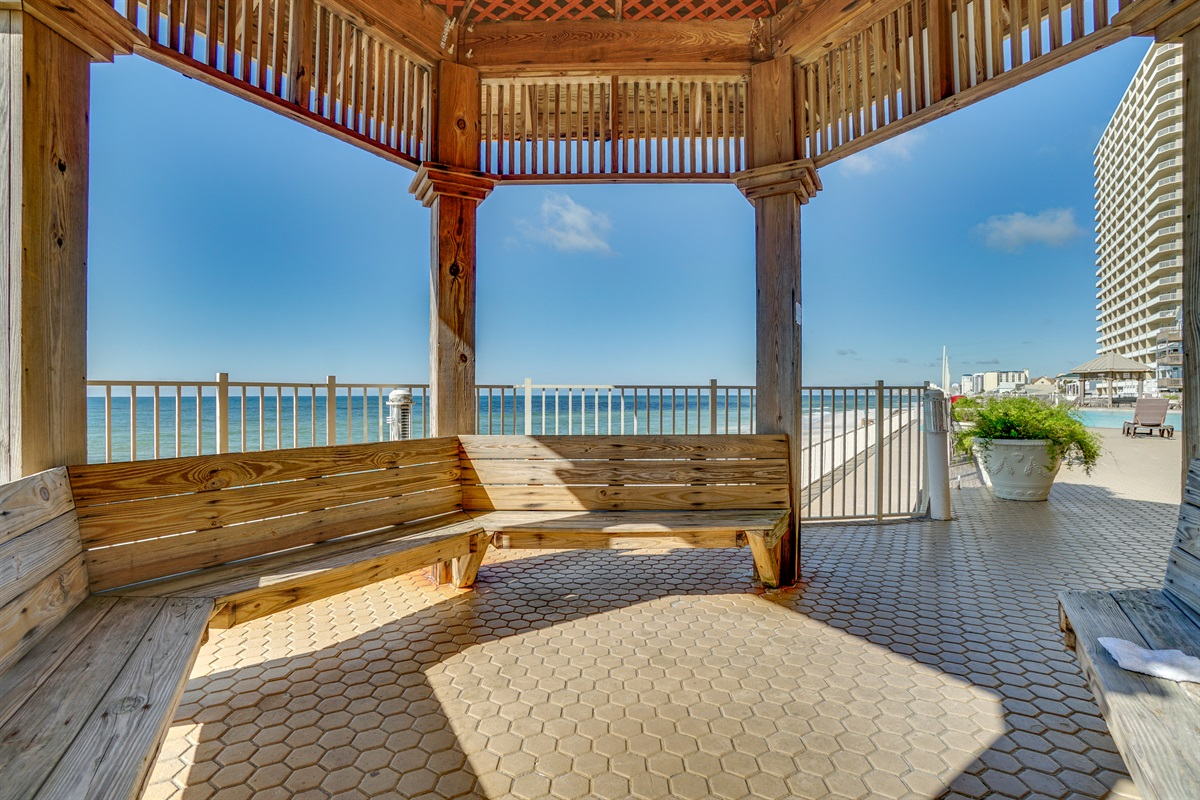Beachside Gazebo
