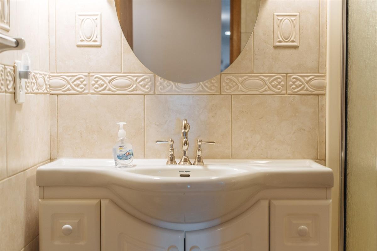 Bathroom #2 w/Shower