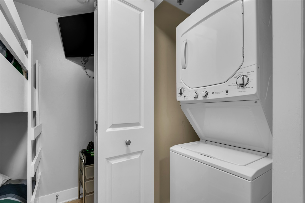 Comforts of home! Washer &Dryer