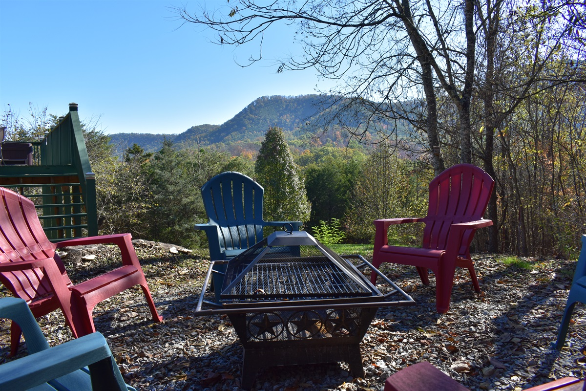 Enjoy the beautiful summer weather with perfect mountain views!