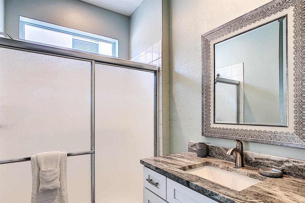 2nd Master En Suite Bathroom