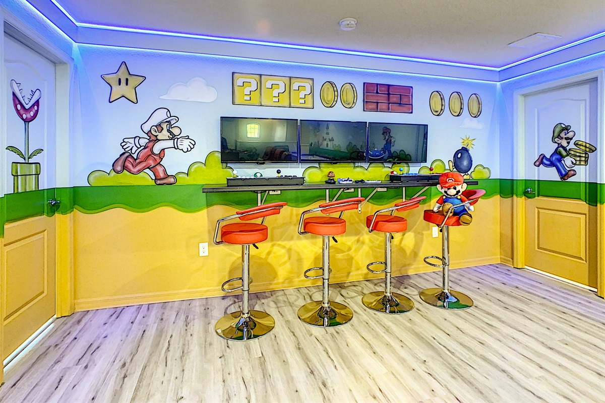 Play Over 5400 Video Arcade Games