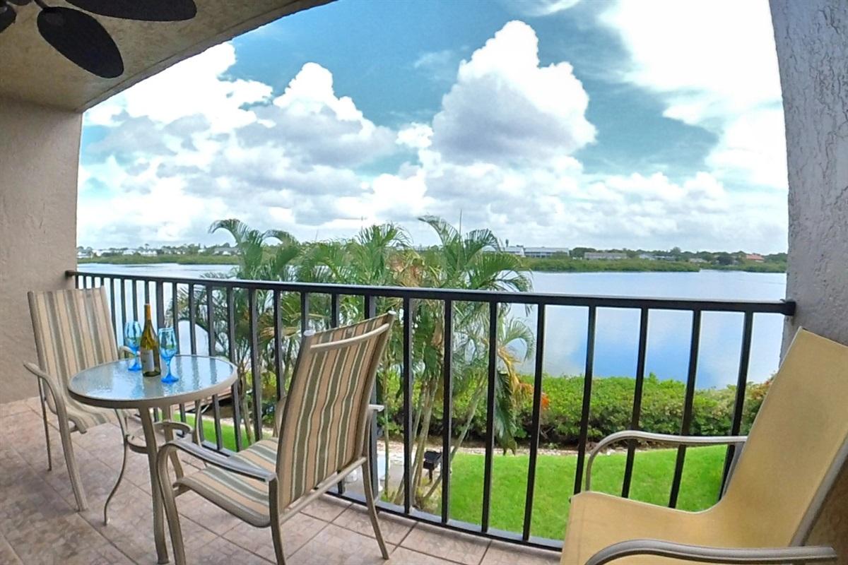 Beautiful Intercoastal Views