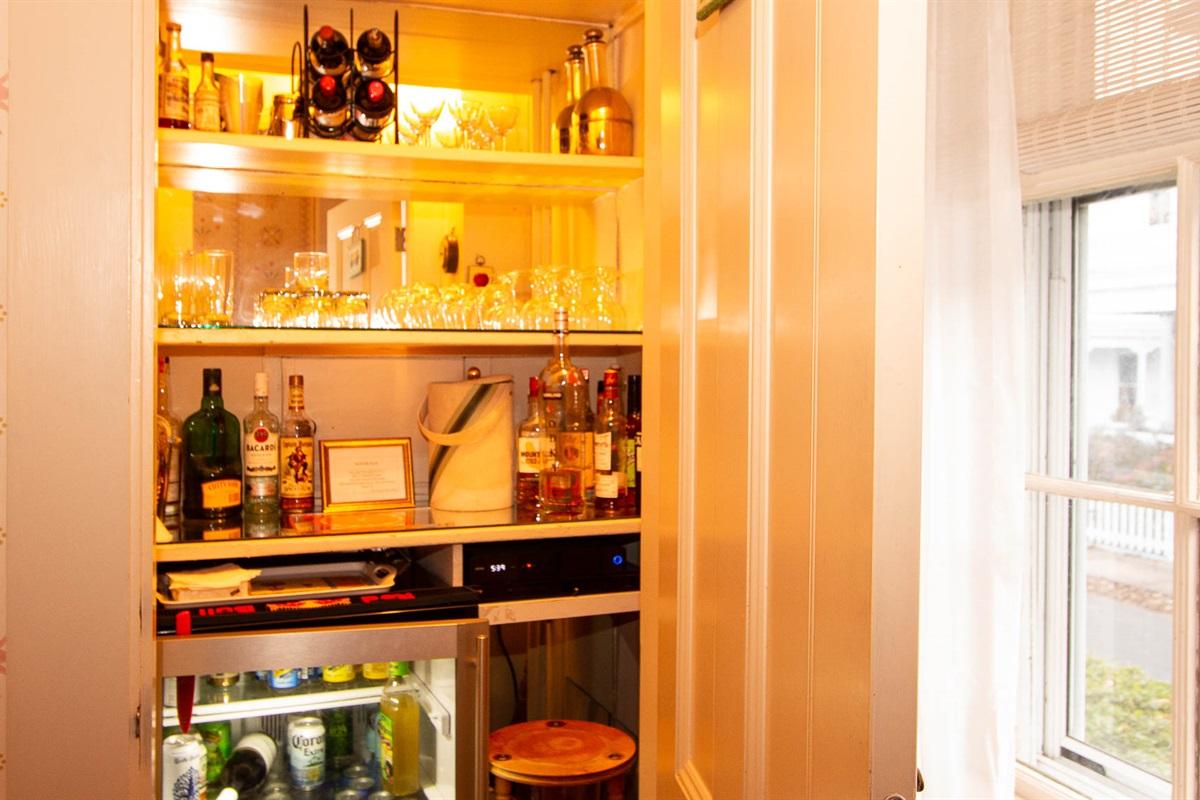 West Honor Room Bar