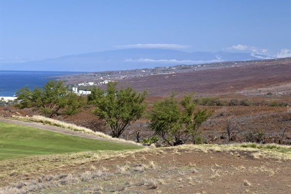 See Haleakala Volcano on Maui from the lanai or Master bedroom.