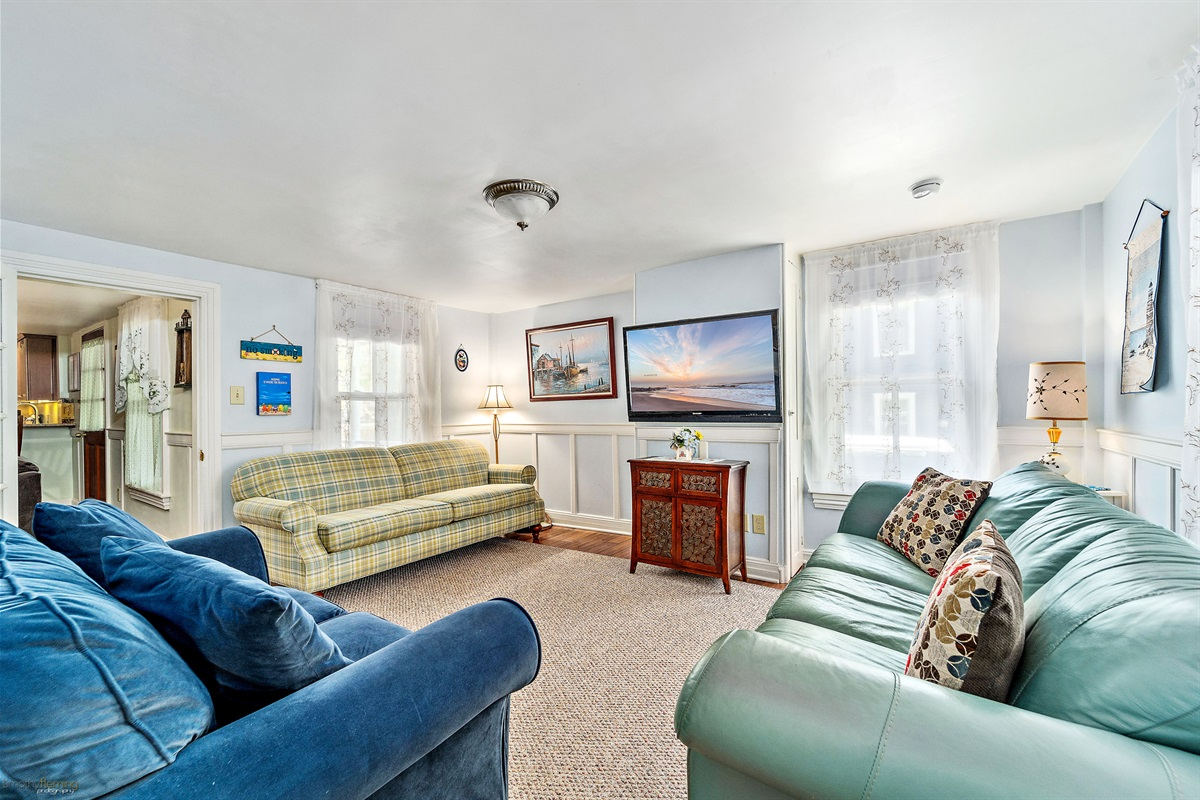 1st Floor Living Room #1