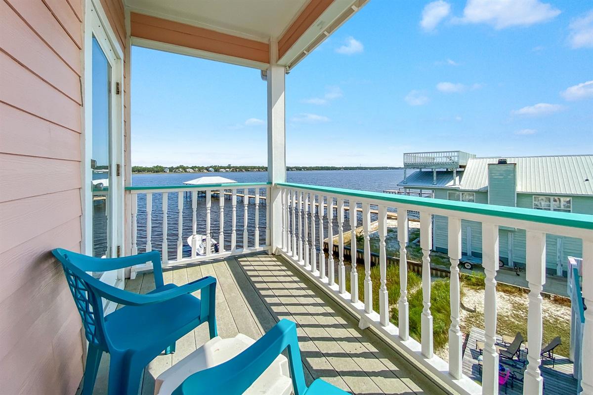 3rd Floor Balcony off Bedroom