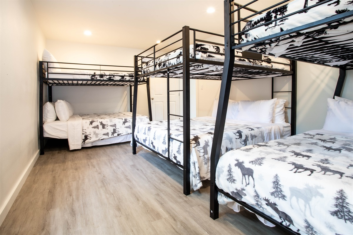 Game Room Bunk Beds