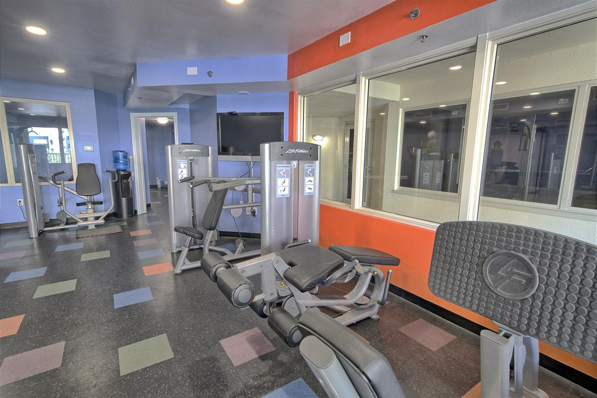 State of art fitness
