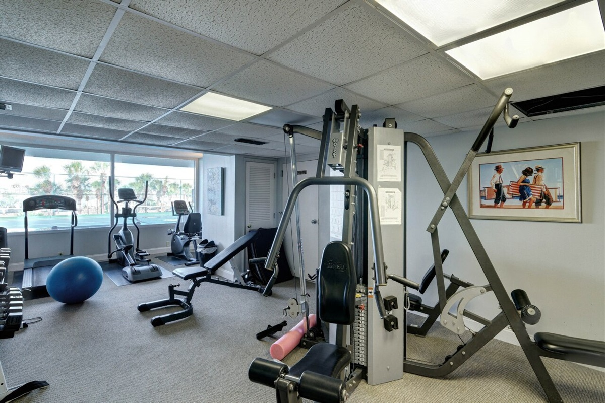 Gym to get your work-out