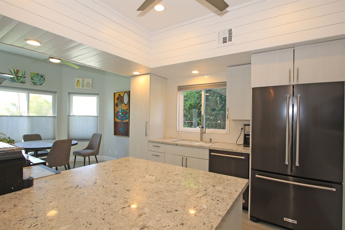 sink/refrigerator/dish washer