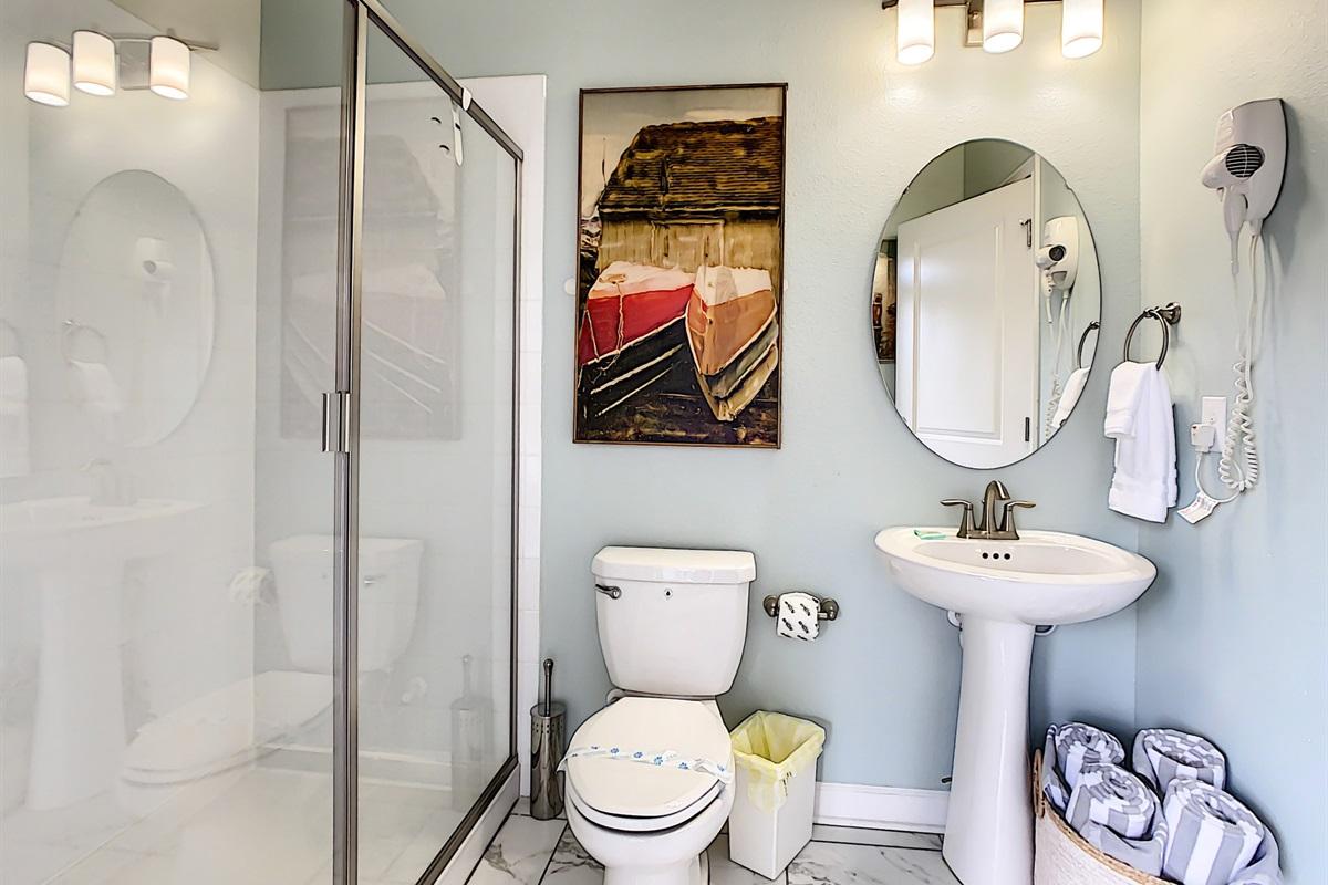 Bathroom 1 - Pool Bath
