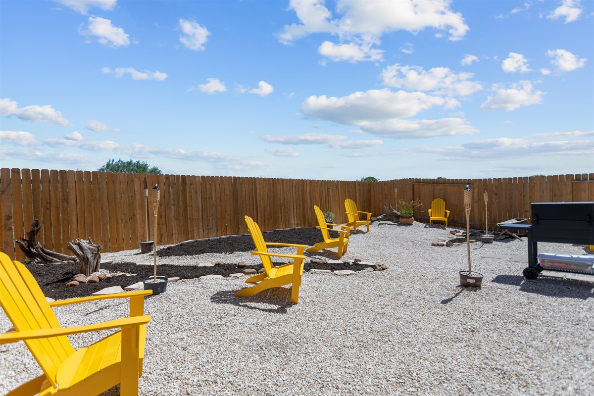 Zen style Backyard