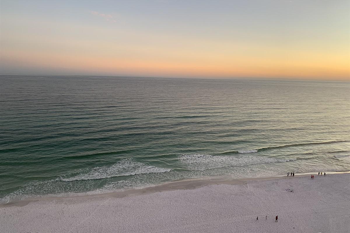 Best Location to Capture an Emerald Coast Sunset