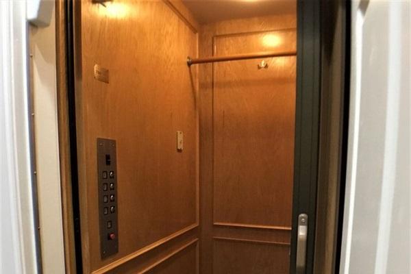 4 Stop Enclosed Elevator!