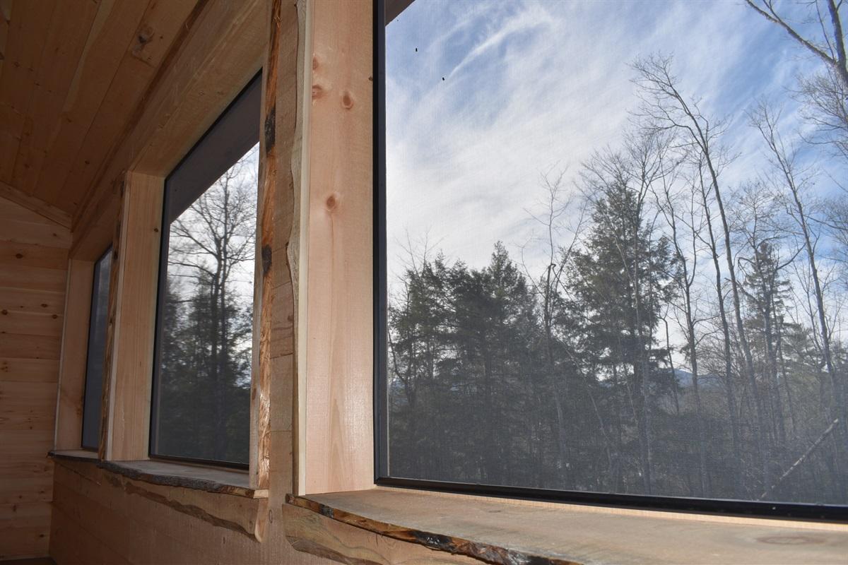 Fresh Air and Views