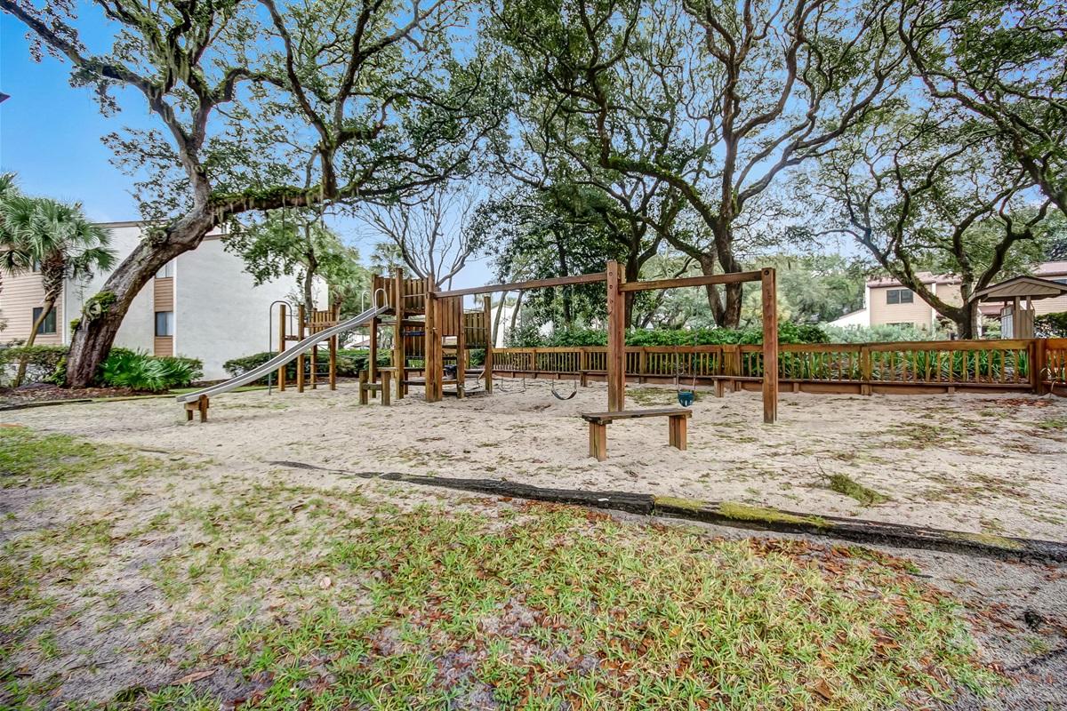 Playground in Complex
