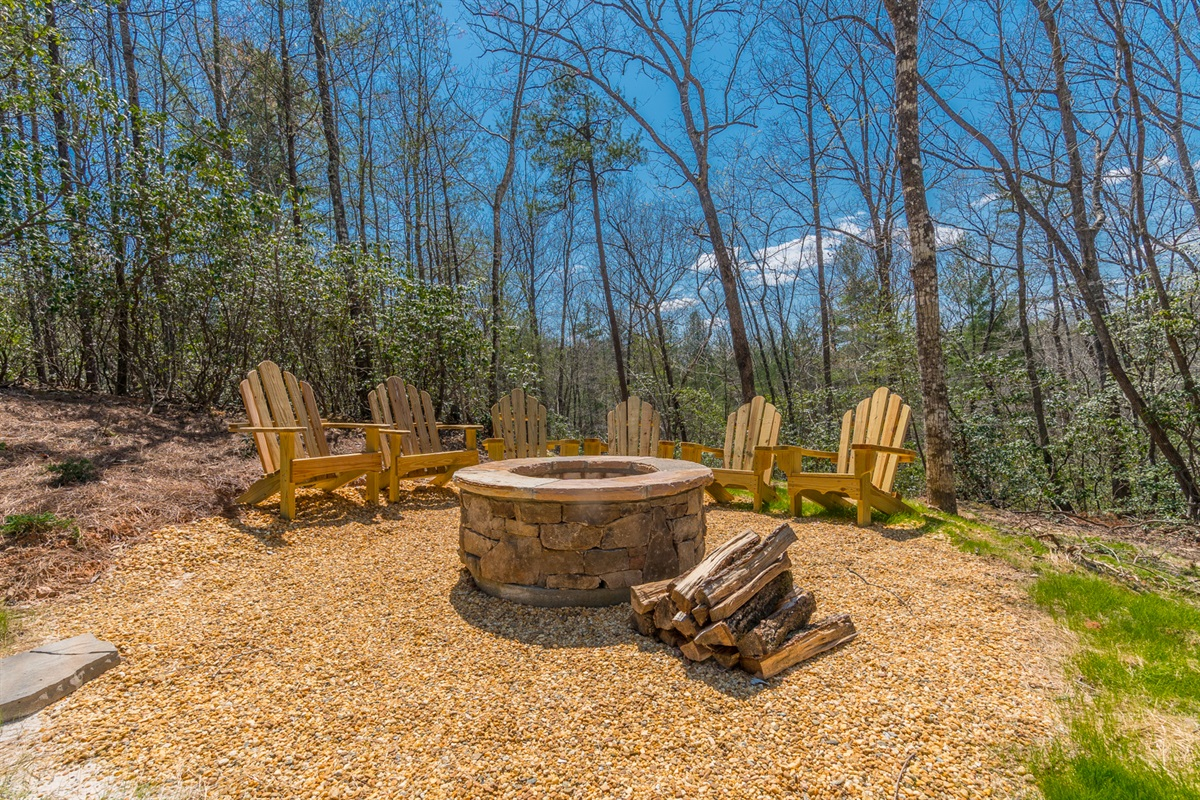 Family Style Fire Pit