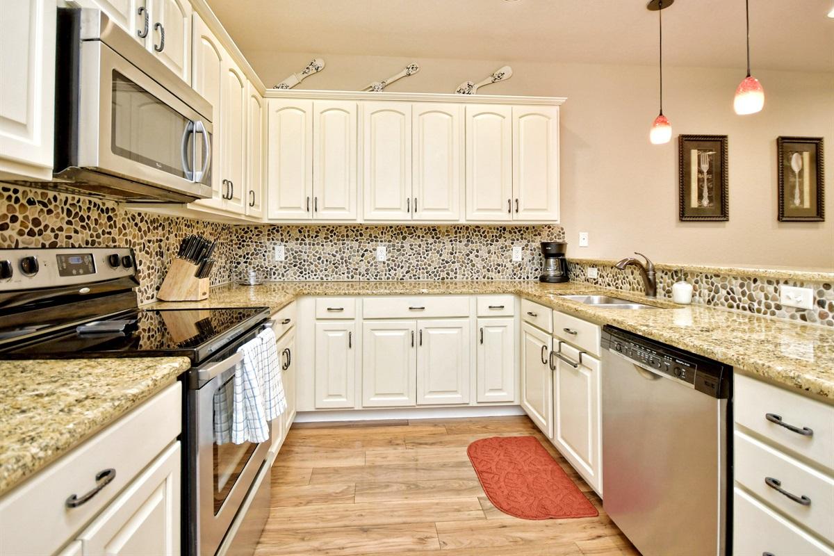 HH #B - Kitchen