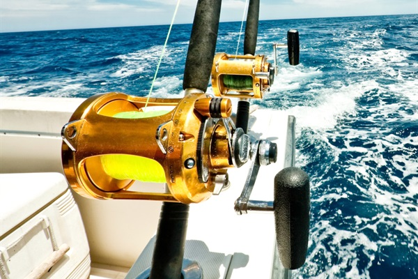 (1) FREE Deep Sea Fishing Charter each day