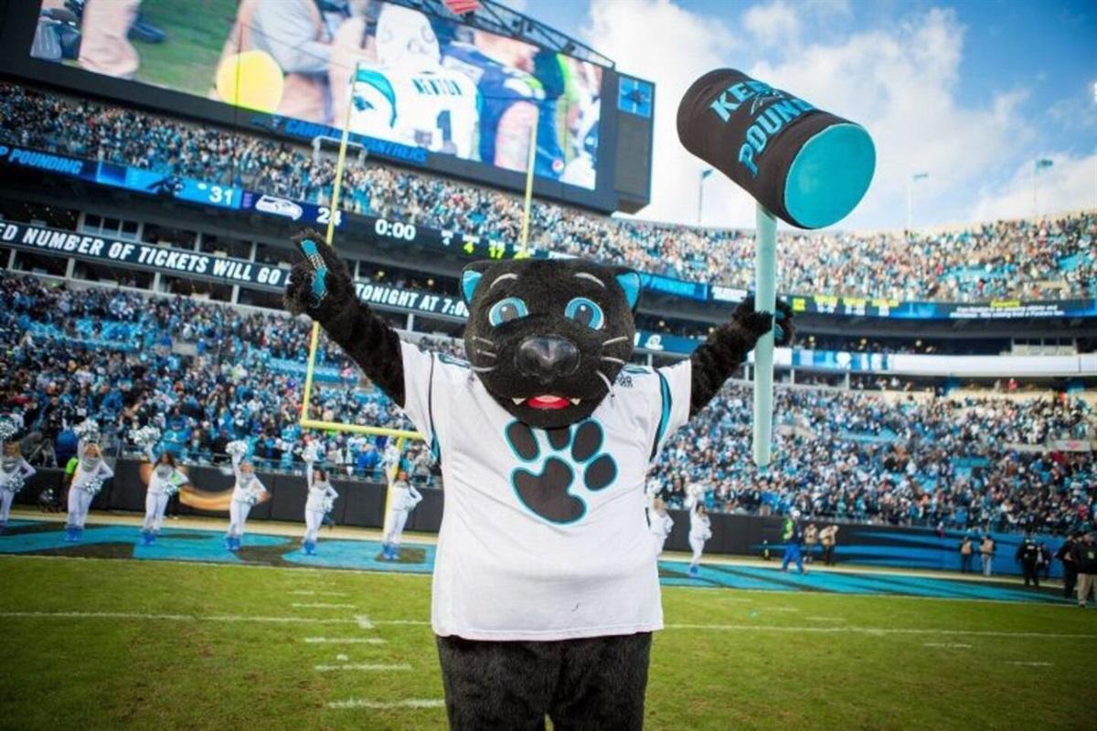 Carolina Panthers:Play at Bank of America Stadium.Drive time: 25 minutes or take light rail (15 minutes away).