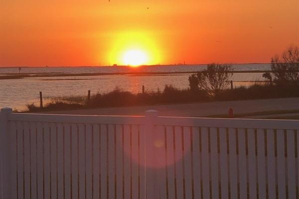 Relaxing Sunset Views