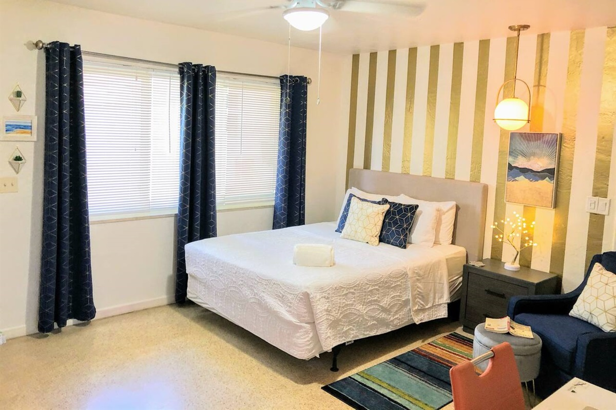 """""""Danielle's place is amazing! Looks just like the pictures. Area is close to downtown Hollywood. It was easy to check in and check out! Great place would definitely come back to stay in Hollywood!"""" T.H., Texas"""