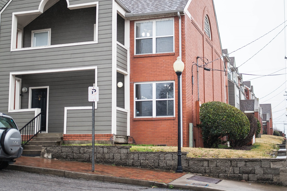 Closest townhome to Broadway in all of Nashville!