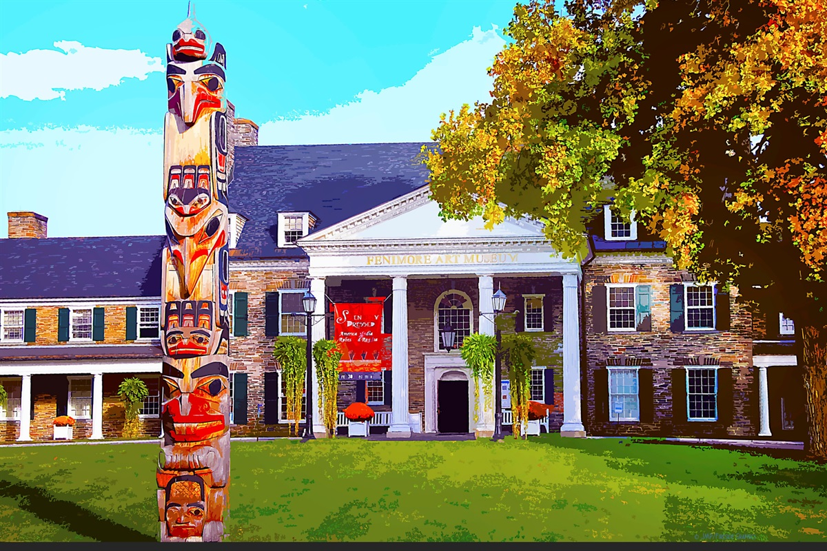 The Fenimore House Art Museum