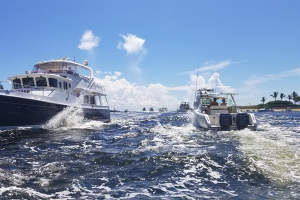 Rent a Boat & Enjoy the Beautiful Waters Around Pompano Beach!