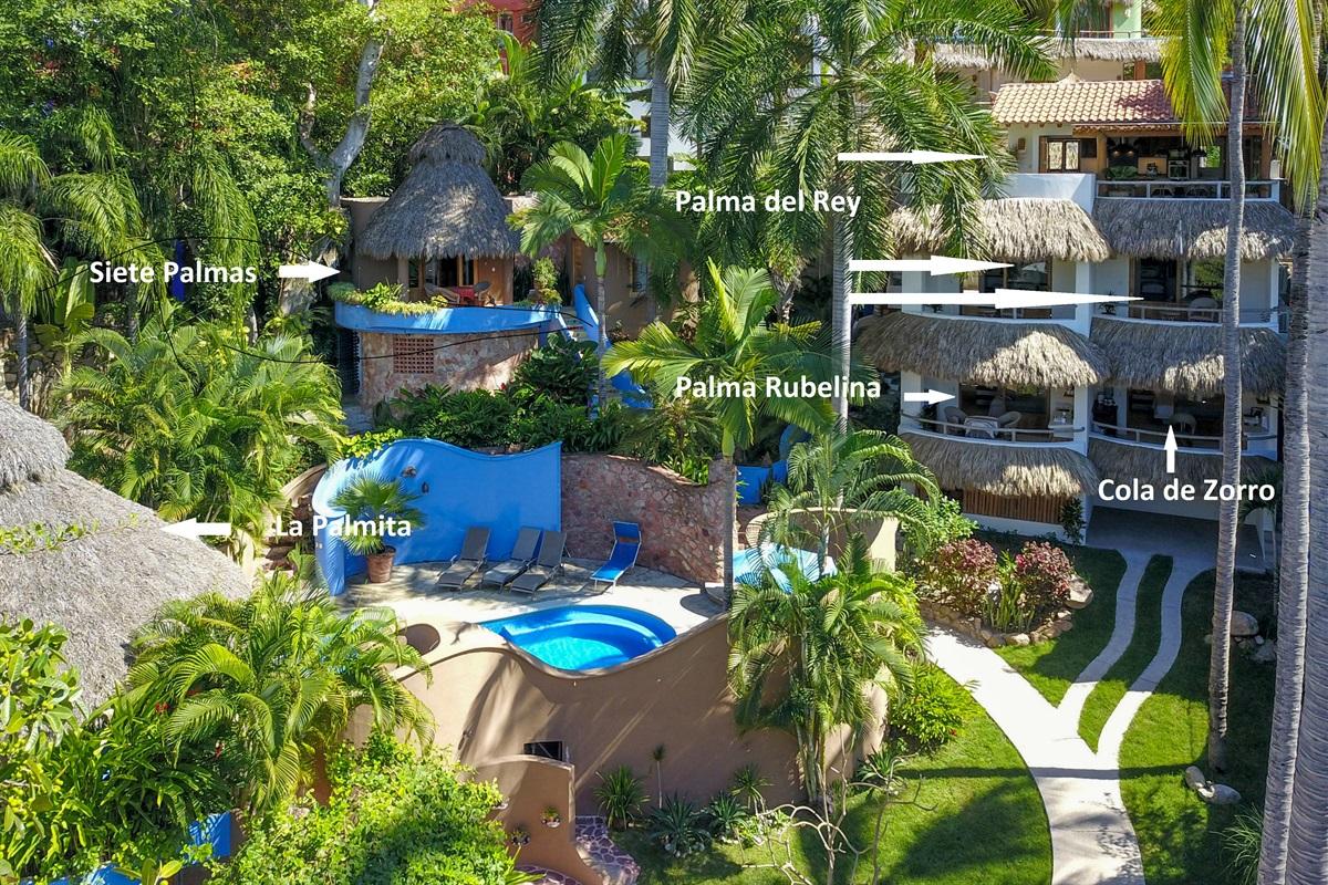 Villas Palmas Reales layout