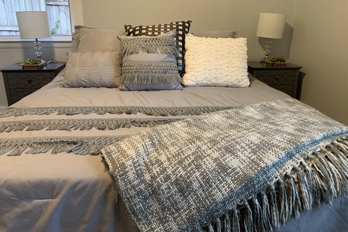 Comfy Beds!