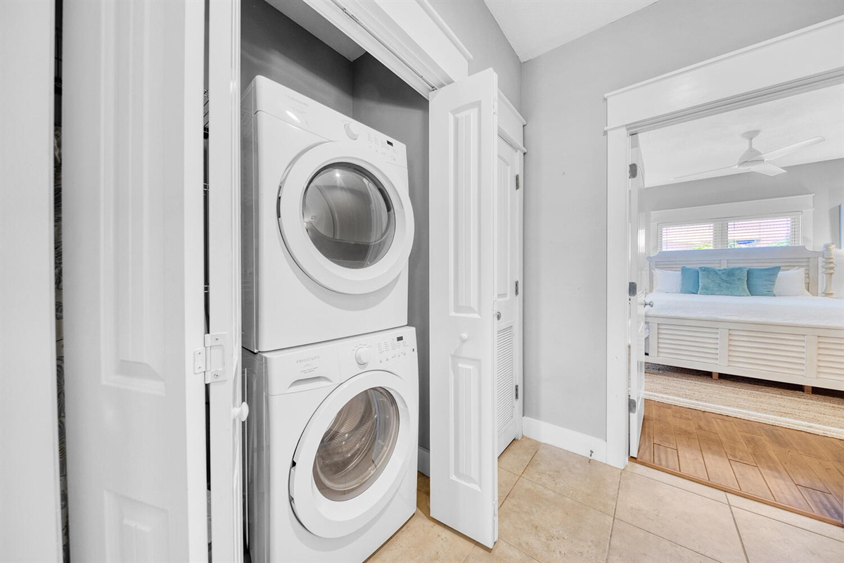 First Floor - Laundry Room