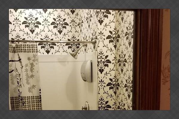 Second Floor Hall Bathroom