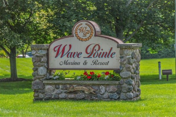 Wave Pointe Marina is just a minute away from Rocky Shores.