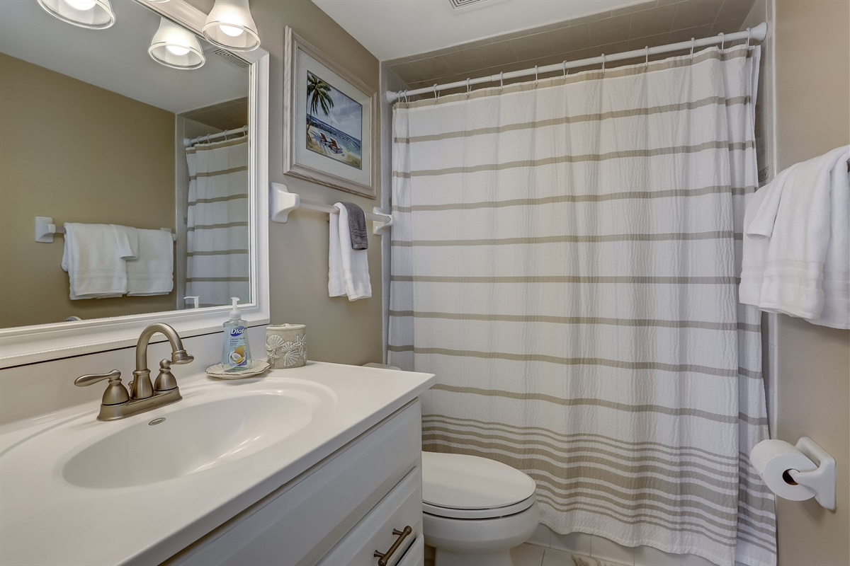 Guest Bedroom Private Bathroom