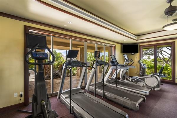 Amenity Center Gym