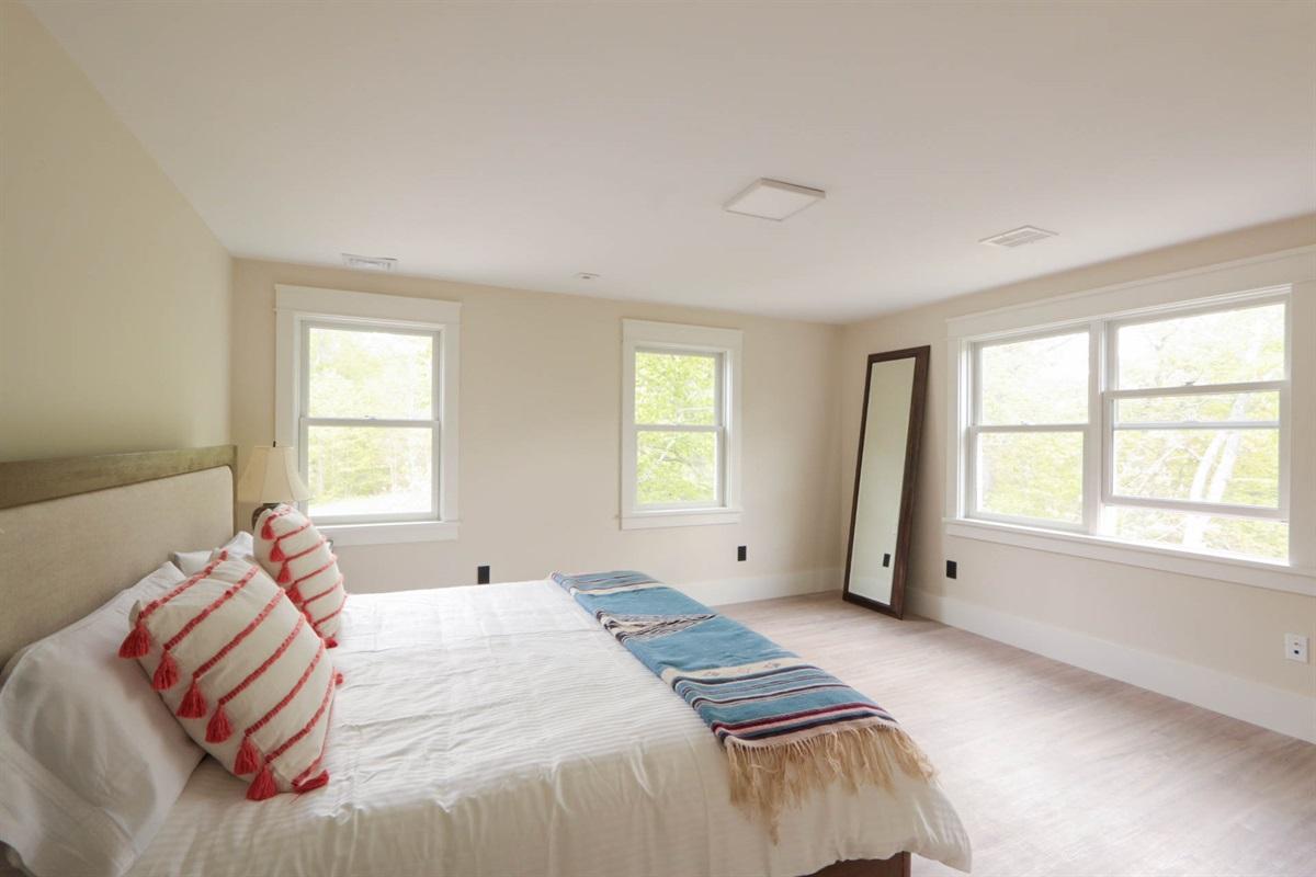 2nd Floor Master Suite Bedroom #1